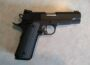 Rock Island 1911 in .45 ACP. 4″ barrel. VZ Tactical Grips. + 3x 8Rd Mags, Holster, Case, and Ammo. M1911-A1 MS TACT. II